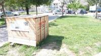 Re:Think κομποστοποιητής στην πλατεία Όθωνος, Καλαμάτα